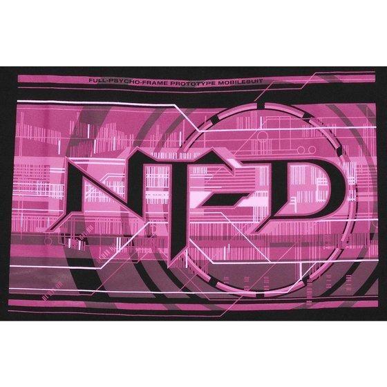 機動戦士ガンダム ユニコーンTシャツ (NT-D柄)