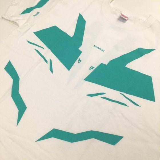 機動戦士ガンダムユニコーン ユニコーンなりきりTシャツ(グリーンバージョン)