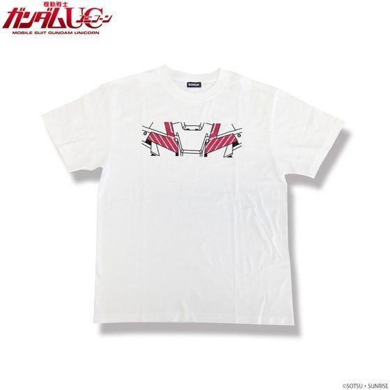 機動戦士ガンダム ユニコーン BOX なりきり Tシャツ