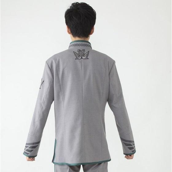 仮面ライダービルド 東都 氷室幻徳 ジャケット