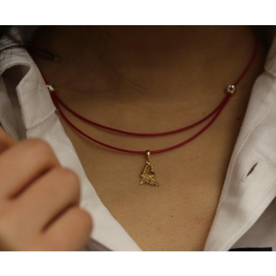 【受注生産】マクロスF シェリル・ノームコレクション コードネックレス