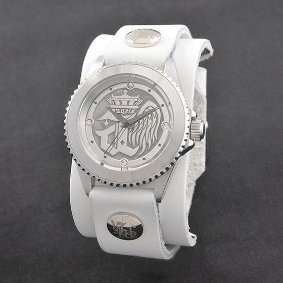 Musikleidung angela×Red Monkey Collaboration Wristwatch Silver925 atsuko Model 【3次受注1月発送分】