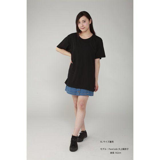 Musikleidung PassCode Tシャツ 白 【3次受注11月発送分】