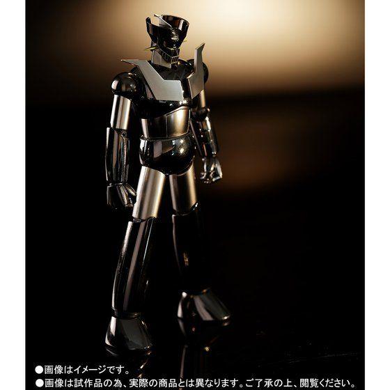 【開催記念商品】超合金魂 GX-70CN マジンガーZ D.C. CHROME NOIR ※会場受け取り