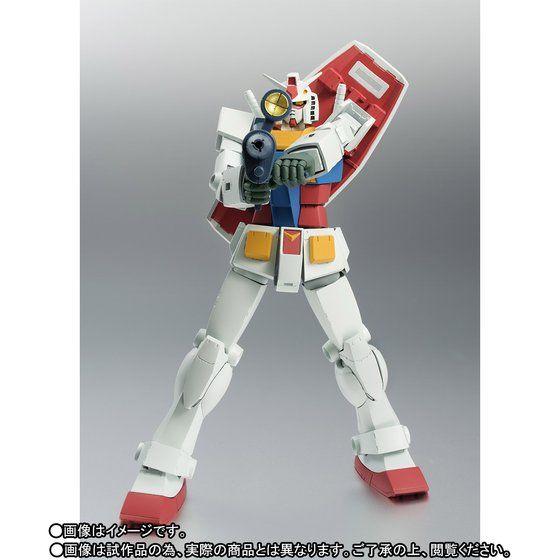 【開催記念商品】ROBOT魂〈SIDE MS〉 RX-78-2 ガンダム ver. A.N.I.M.E. 〜ファーストタッチ2500〜 ※会場受け取り