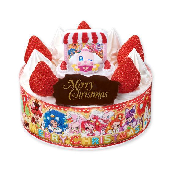 キャラデコクリスマス キラキラ☆プリキュアアラモード