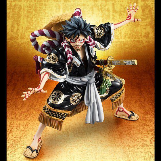 """Portrait.Of.Piratesワンピース""""KABUKI EDITION"""" モンキー・D・ルフィ【再演】【送料無料】"""
