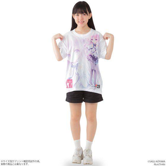 天使の3P! フルパネルTシャツ