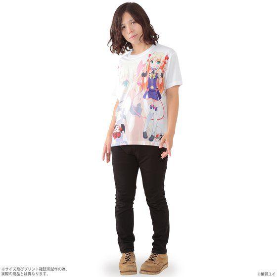 ロッテのおもちゃ! フルパネルTシャツ