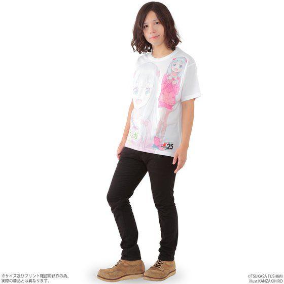 エロマンガ先生 フルパネルTシャツ