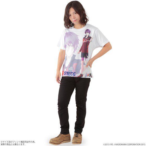 プリンス・オブ・ストライド フルパネルTシャツ