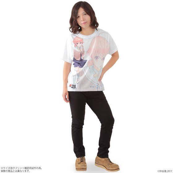 やがて君になる フルパネルTシャツ