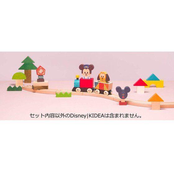 Disney KIDEA TRAIN&RAIL<ミッキーマウス>