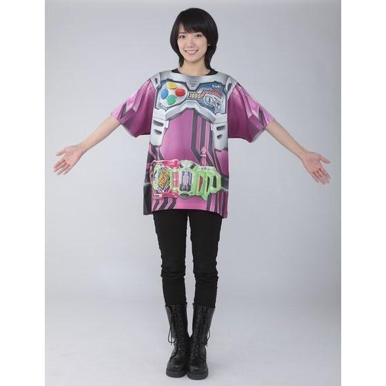 仮面ライダーエグゼイド エグゼイドなりきりTシャツ