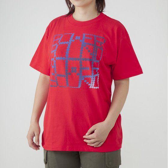 仮面ライダーエグゼイド 宝生永夢Tシャツ(イタリアンレッド)