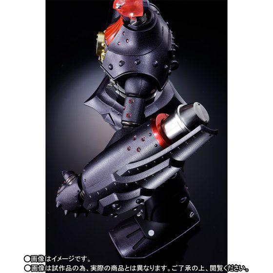 超合金魂 GX-48K ビッグオー 鉄仕上げ(フルパッケージ)【2次:2018年2月発送】