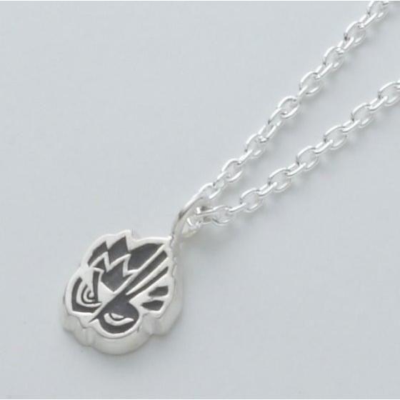 仮面ライダーエグゼイド silver925製 プチネックレス