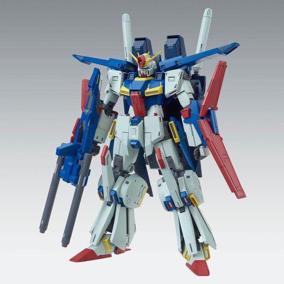 MG 1/100 強化型ダブルゼータガンダム Ver.Ka  【2次:2018年1月発送】