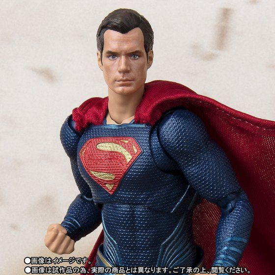 S.H.Figuarts スーパーマン (JUSTICE LEAGUE)