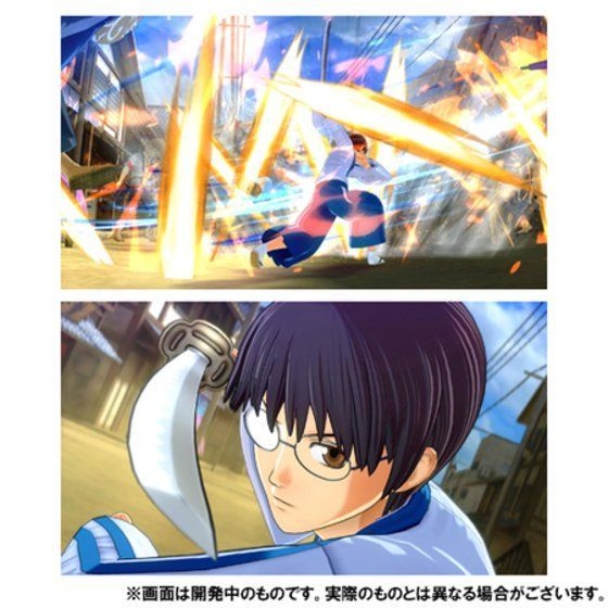 PlayStation(R)4 銀魂乱舞