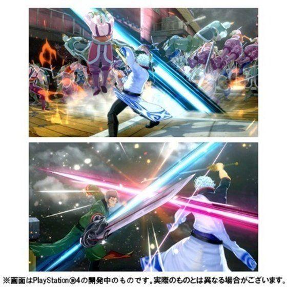 PlayStation(R)Vita 銀魂乱舞