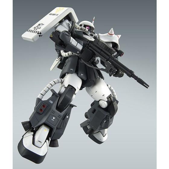 MG 1/100 MS-06R-1A エリック・マンスフィールド専用ザクII 【再販】【2次:2017年11月発送】