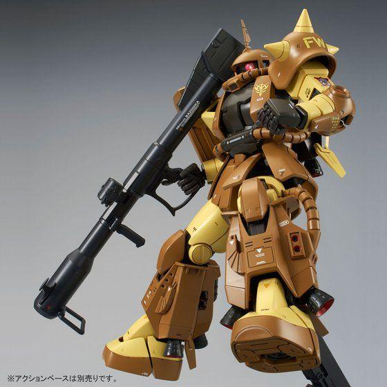 MG 1/100 MS-06R-1A マサヤ・ナカガワ専用ザクII 【3次:2017年11月発送】