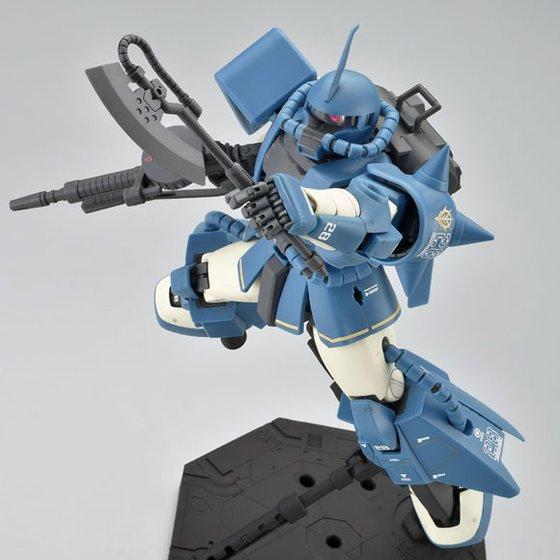 MG 1/100 MS-06R-2 ロバート・ギリアム専用ザクII 【再販】【3次:2017年11月発送】