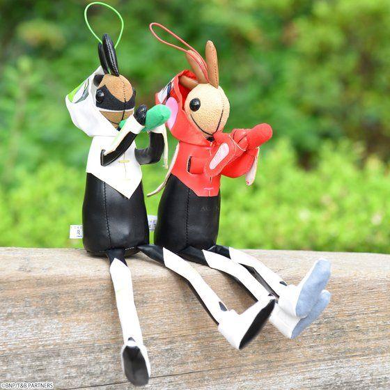 TIGER & BUNNY でっかいココペリ人形チャーム