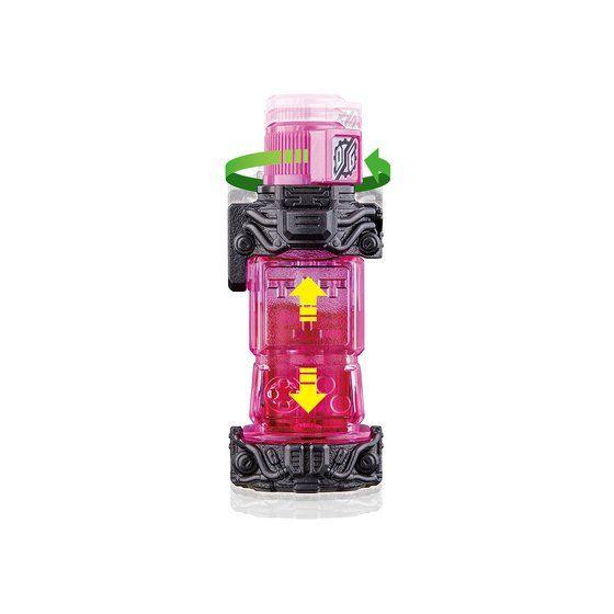 DX仮面ライダーエグゼイドフルボトルセット