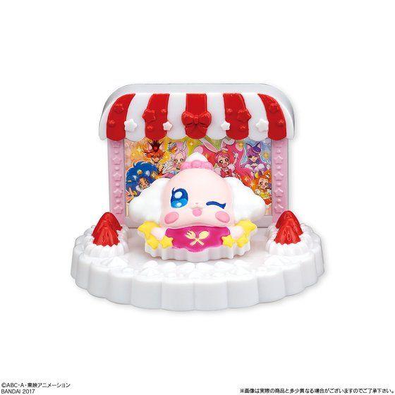 【特典あり】キャラデコクリスマス キラキラ☆プリキュアアラモード(チョコクリーム)(5号サイズ)