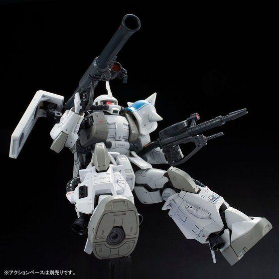 RG 1/144 MS-06R-1A シン・マツナガ専用ザクII