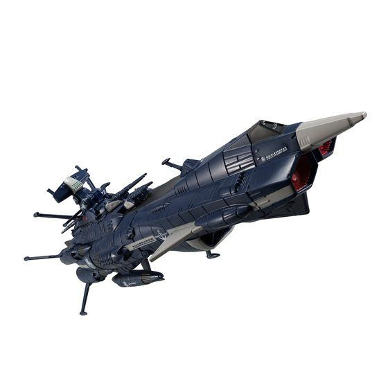 コスモフリートスペシャル宇宙戦艦ヤマト2202愛の戦士たち 地球連邦アンドロメダ級ニ番艦アルデバラン