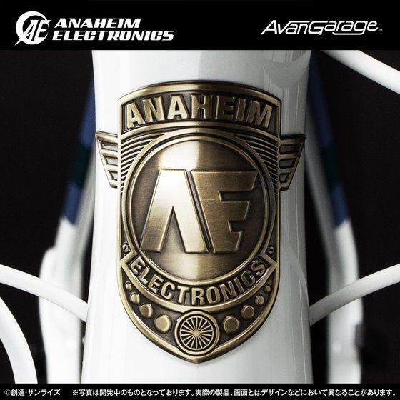 AE社製 ユニコーンガンダム ロードバイク  カーボンフレームセット FR−CAUC01