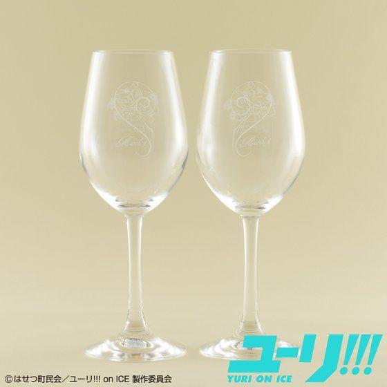 Yuri!!! on ICE Yuri Plisetsky〜Birthday Glass Set〜(ユーリ・プリセツキー バースデーグラスセット)
