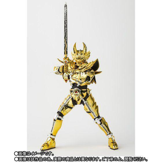 S.H.Figuarts (真骨彫製法) 黄金騎士ガロ(冴島鋼牙)