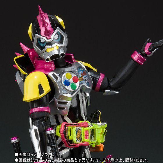 S.H.Figuarts 仮面ライダー レーザーターボ バイクゲーマー レベル0