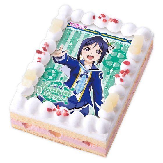 [キャラデコプリントケーキ]ラブライブ!サンシャイン!!  松浦果南