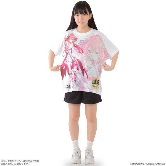 城姫クエスト フルパネルTシャツ