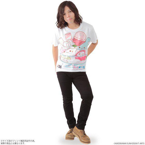 スイキャラ フルパネルTシャツ