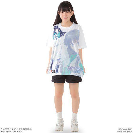 魔法科高校の劣等生 フルパネルTシャツ【2次受注12月発送分】