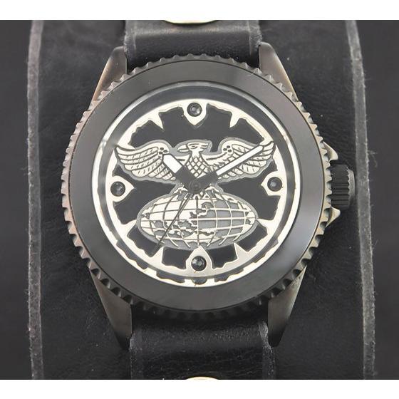 【再販】仮面ライダー ショッカー × Red Monkey Collaboration Wristwatch Silver925 High-End model 2015