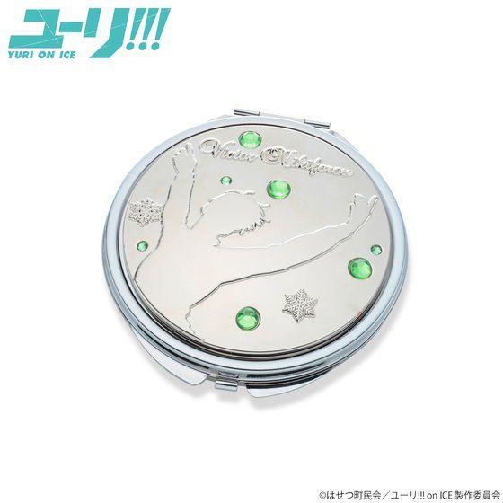 ユーリ!!! on ICE コンパクトミラー