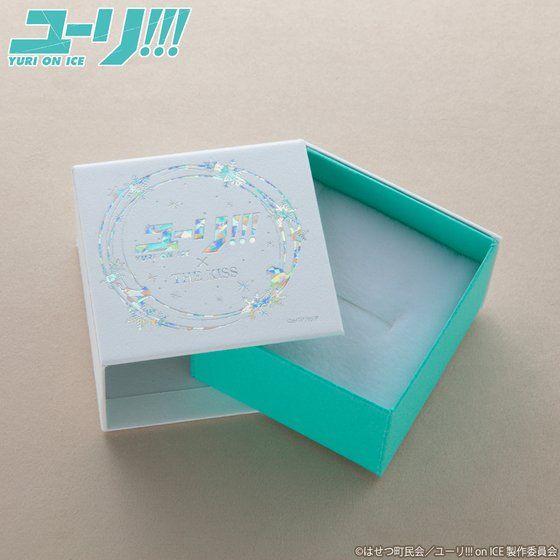 ユーリ!!! on ICE THE KISSコラボアクセサリー ピアス(通常版)