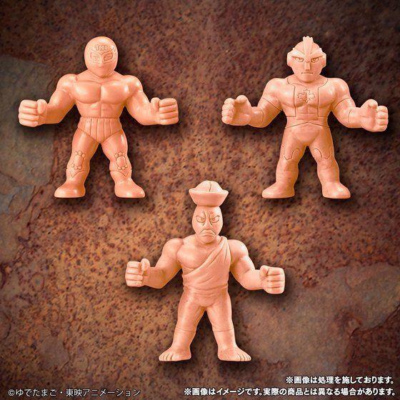 【抽選販売】キン肉マン キンケシプレミアムVol.1〜キンケシ・復活!! 序章(プロローグ)の巻〜