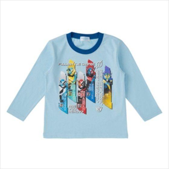 仮面ライダービルド 玩具付きTシャツ