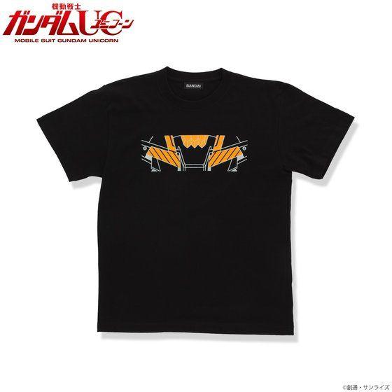 機動戦士ガンダム ユニコーン BOXなりきり Tシャツ (バンシィモデル)