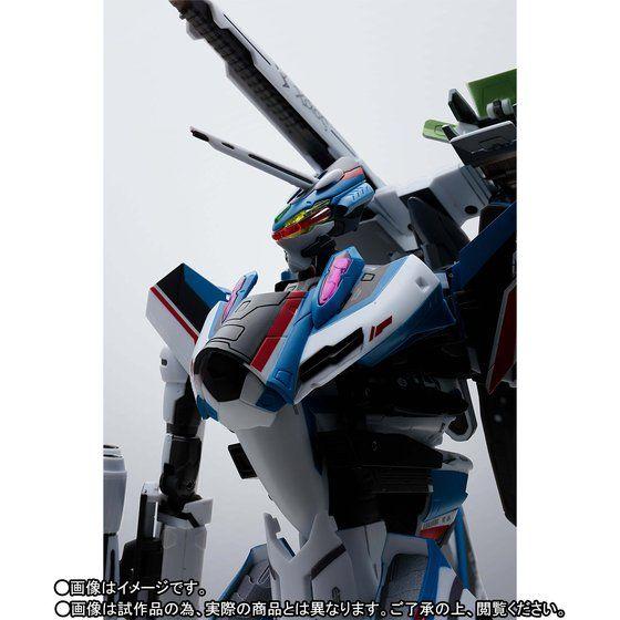 【抽選販売】DX超合金 VF-31J改 ジークフリード(ハヤテ・インメルマン機)