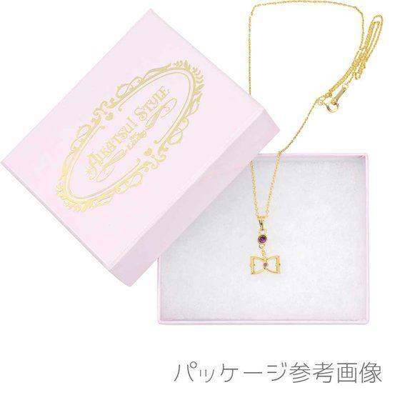 AIKATSU!STYLE for Lady ドーリーリボンネックレス(大地のの・白樺リサ)【2次2018年3月お届け】