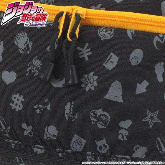 ジョジョの奇妙な冒険 ダイヤモンドは砕けない ×OUTDOOR PRODUCTS スリングバッグ